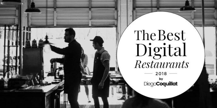 The Best Digital Restaurants 2018 va a sentar las bases para un futuro mucho más digital en el que los restaurantes miren, mimen y trabajen mucho más esta parte de su día a día