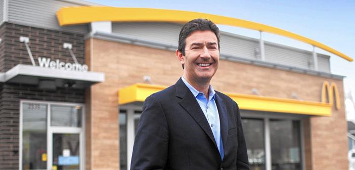 La estrategia de McDonald's, en este sentido, ya ha sido trazada. Su objetivo desde ahora hasta 2030 será reducir en un 36% la emisión de gases efecto invernadero por debajo de sus niveles de 2015, según ha anunciado el CEO Steve Easterbrook.