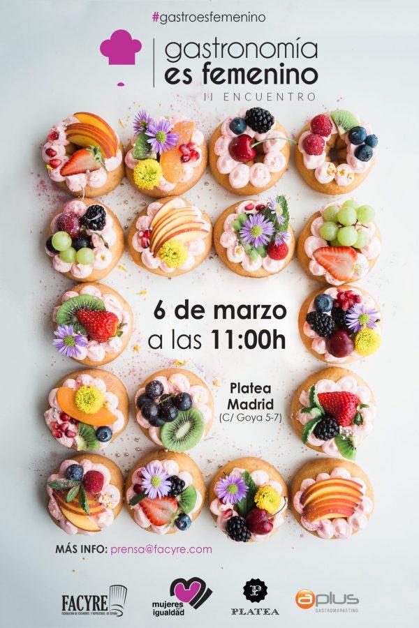 Poster-Gastronomiìa-es-Female