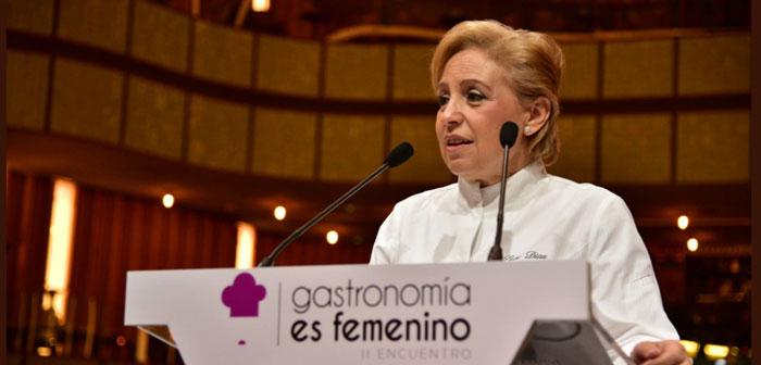 Lo mejor de 'Gastronomía es femenino' en 10 tuits