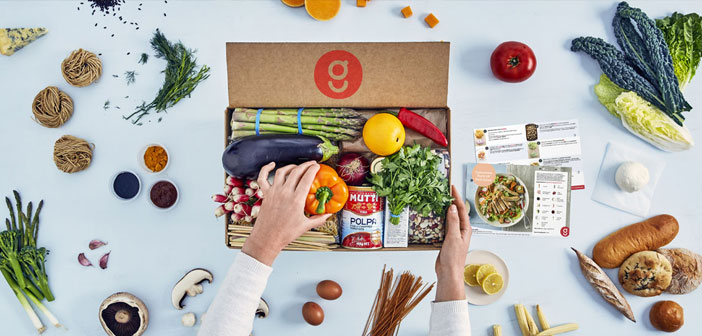 """And with the delivery arrive """"meal kits"""" (the food kits). It all started by the fastfood and, now, one of the opportunities of home delivery kits is the choice of healthy food."""