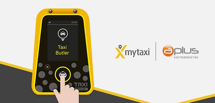 El nuevo dispositivo de MyTaxi para restaurantes