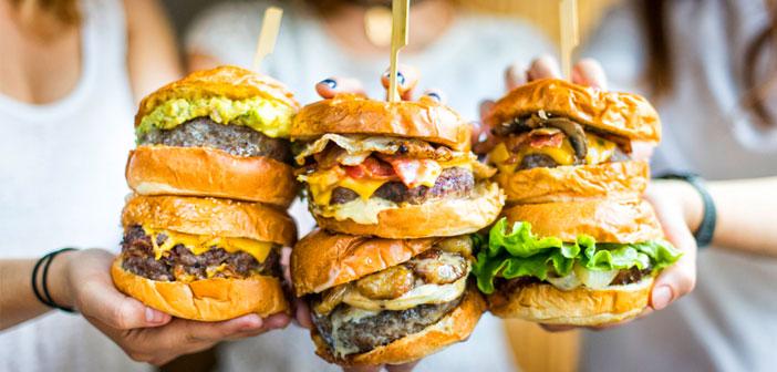 El top 5 de hamburguesas de Goikogrill que arrasan en Instagram