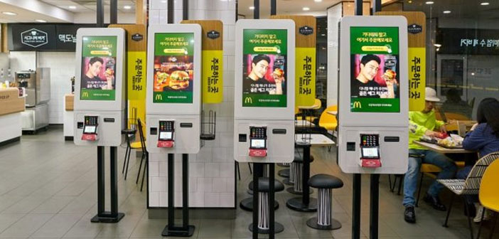 Spokesman exchange platform mentioned that the & quot; entry into the business of kiosks is significant to provide substantial benefits and low cost to small business owners""