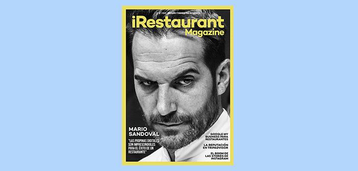 Descubre ya el número 2 de iRestaurant Magazine