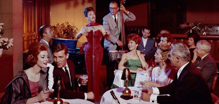équipe du Nord, cinq ans plus tard, Il a montré que la musique de fond lente rend les convives consomment la nourriture avec une plus grande parcimonie, qui a un effet positif sur le nombre de boissons qui doivent accompagner le menu.