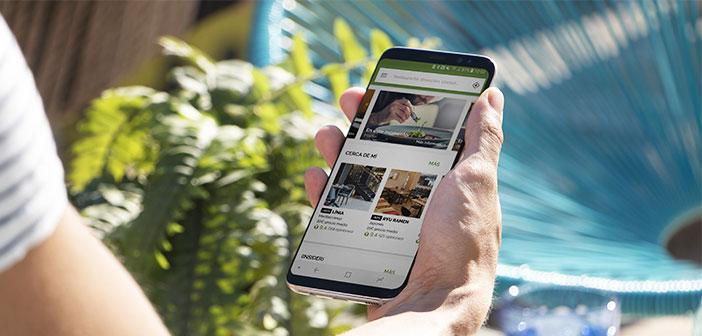 ElTenedor mejora las funcionalidades de su app para afinar las búsquedas de restaurantes