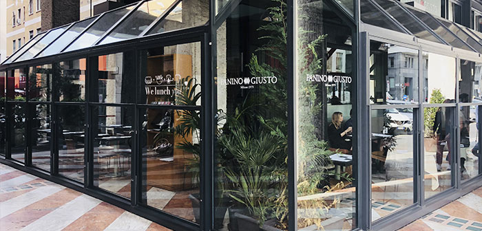 Founded in Milan ago 18 years focuses on providing authentic panino: quality ingredients and craft. Sandwiches and salads made at the time in the segment Premium. Local pretty good atmosphere.