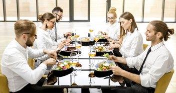 Un estudio realizado por ZeroCater revela las mayores ventajas de los servicios de catering a empresas
