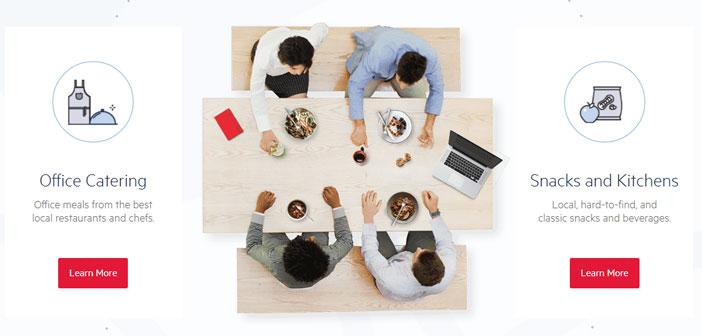 ZeroCater, une société spécialisée dans la fourniture de services de restauration aux entreprises opérant dans la plus grande métropole société américaine (San Francisco, New York, Austin, Chicago, Washington et Los Angeles), nous avons des données qui attestent des avantages de ces initiatives.