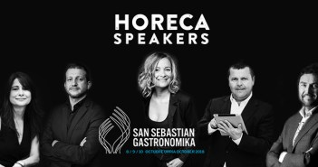 25 conceptos estratégicos para entender el futuro del Horeca: llega Horeca Speakers