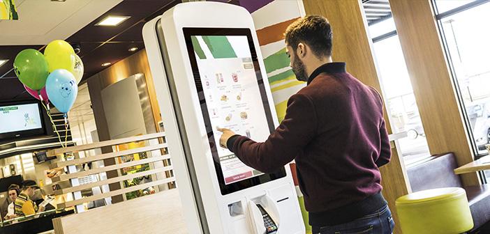 Will destroy jobs new interactive kiosks McDonald's