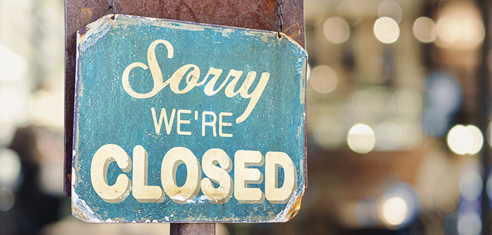 ¿Por qué cierran los restaurantes y cómo evitarlo?