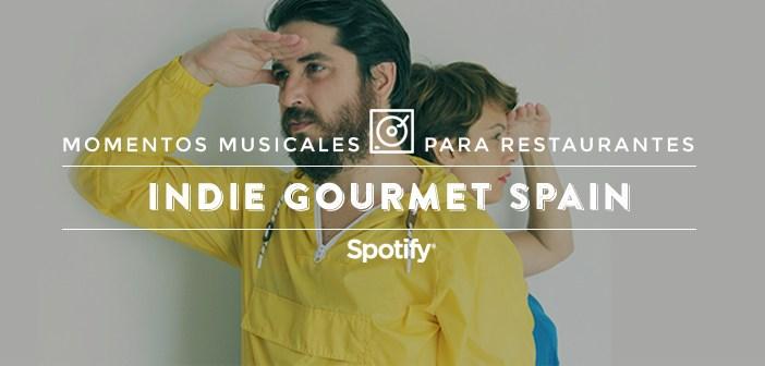 Nacho Casado nos trae un mes más la mejor Música para Restaurantes, en esta ocasión podremos disfrutar de 50 canciones del mejor indie para llenar de sonido y buen rollo el salón del restaurante