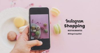 Como crear un servicio a domicilio para restaurantes a través de Instagram Shopping