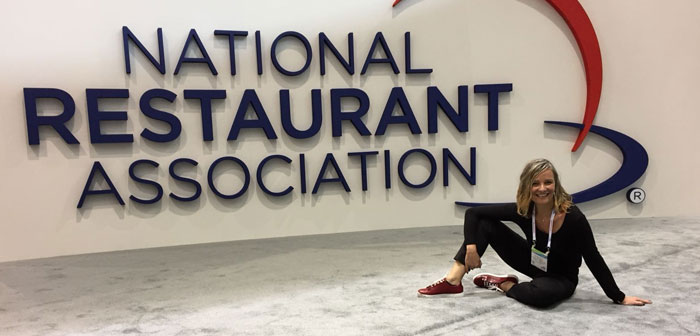 Within my activity online coverage of interesting events for the sector HORECA, I covered this year's edition 2018 NRA Show (Chicago)