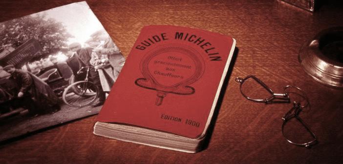 Michelin a commencé comme un répertoire de restaurants et d'aider les voyageurs, avec le passage du temps, un travail bien fait et une excellente stratégie de marketing pour de nombreuses années qui est la référence internationale pour la haute cuisine et marques.