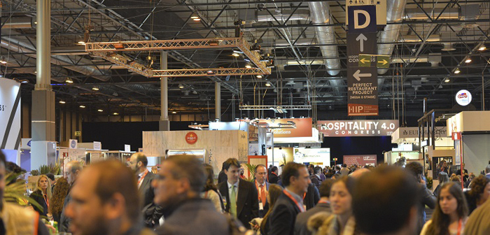 Yesterday opened in IFEMA, Feria de Madrid, the third edition of HIP - Professional Horeca Expo (HIP2019), that even the 20 February will bring together more than 20.000 businessmen, Horeca executives and industry professionals with over 400 Exhibiting firms will stage new business paradigms.