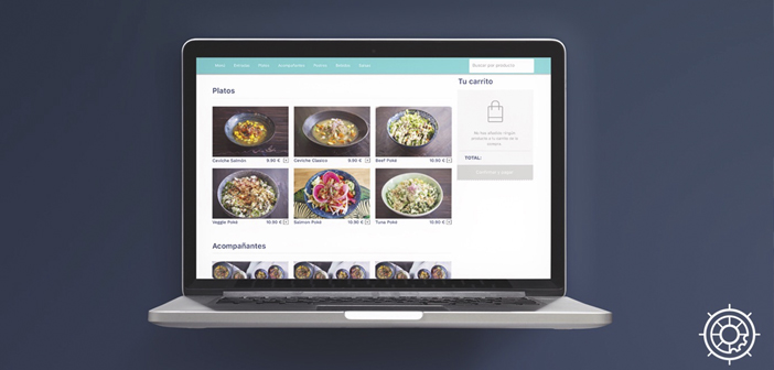 Tiller Delivery, a new service company TPV Tiller Systems that allows restaurateurs to create your own web page order. With Tiller Delivery you can build a site easy, modern and functional in few clicks. further, It is directly integrated into the POS, allowing you to manage all your data in one place.