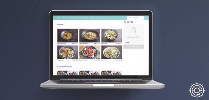 Tiller Delivery, un nuevo servicio de la compañía de TPV Tiller Systems que permite a los restauradores crear su propia página web de pedidos. Con Tiller Delivery puedes construir un sitio fácil, moderno y funcional en pocos clics. Además, está directamente integrado al TPV, permitiendo gestionar todos tus datos en un solo lugar.