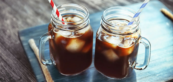 Cold Brew Coffee conquers the restaurant menus to quadrupling demand Cold Brew Coffee conquers the restaurant menus to quadruple their demand