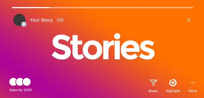 la 5 clés que vous devez savoir pour créer les meilleures histoires de Instagram dans un restaurant