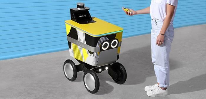 Postmates se une a la tendencia de los robots de reparto autónomos con su modelo Serve Serve, otro robot de reparto a domicilio que se une a la tendencia en la movilidad autónoma