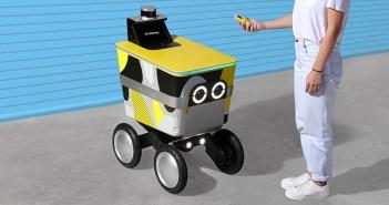 Postmates se une a la tendencia de los robots de reparto autónomos con su modelo Serve