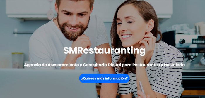 It SMRestauranting created by Diego Coquillat with the aim of offering a consultancy service and advice on digital marketing to hospitality businesses, that responds to the new digital restaurants relations today have with their customers, in order to positively impact their service, in your brand and in the income statement restaurant.