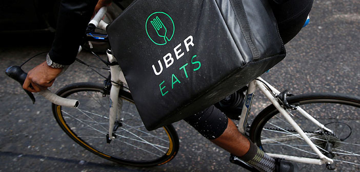 Uber Eats use virtual restaurants to gain ground on its competitors Uber Eats use virtual restaurants to gain ground on its competitors