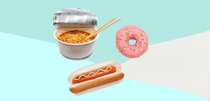 Hablamos de alimentos ultraprocesados como cereales repletos de azúcares añadidos, bollería industrial con grasas saturadas y demás comida poco saludable que se puede adquirir en los mercados de la gran nación a un precio de chiste.