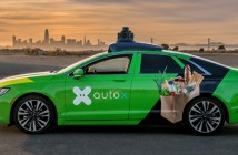 AutoX, coches autónomos basados en inteligencia artificial para el reparto a domicilio de restaurantes