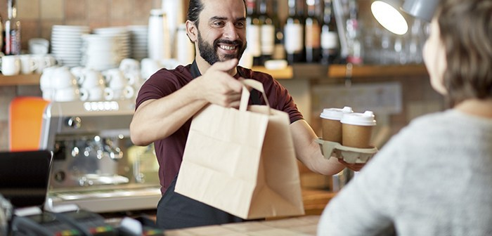 Online booking orders for pick up at the restaurant is the new craze among millennials