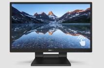 MMD presenta la pantalla interactiva Philips 242B9T con la avanzada tecnología táctil SmoothTouch