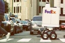 Pizza Hut se asocia con FedEx para probar un robot de reparto en EE. UU.