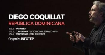 Diego Coquillat visita la República Dominicana para impartir varias conferencias sobre la transformación digital en los restaurantes