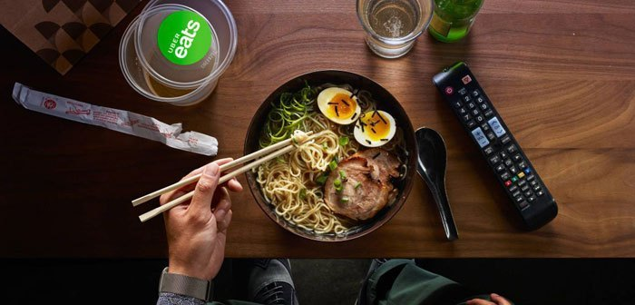 Uber Eats use virtual restaurants to gain ground on its competitors