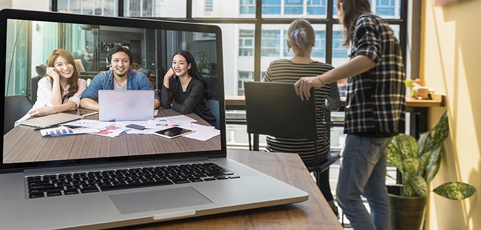 Videoconferencias para dinamizar el proceso de contratación en los restaurantes