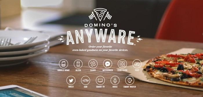 Pizza Domino, le meilleur exemple de omnicanalidad dans les restaurants grâce à son système AnyWare