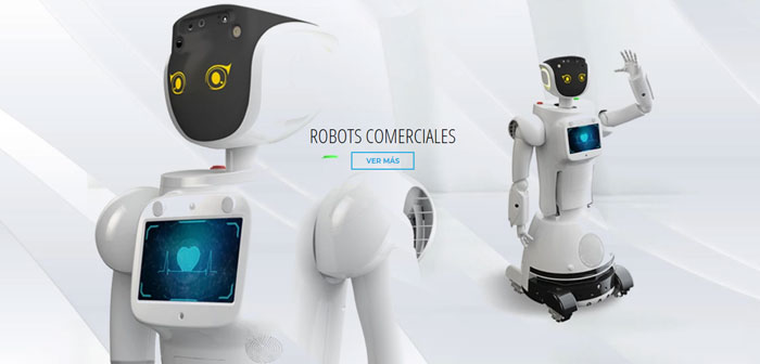 Autonetics is a distributor of equipment of Chinese origin will facilitate the acquisition of the latest models of robotics camaraderie in the country.