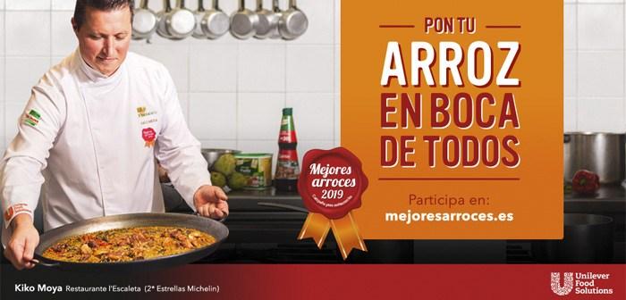 Murcia acogerá la final de la 3ª Edición del concurso Mejores Arroces de Unilever Food Solutions Murcia acogerá la final de la 3ª Edición del concurso Mejores Arroces de Unilever Food Solutions