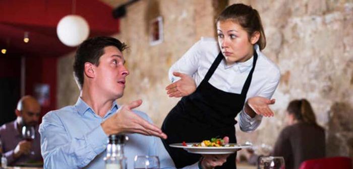 Un estudio muestra que el personal del restaurante probablemente sabe poco sobre alergias alimentarias