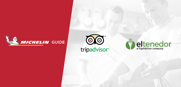 Michelin, TripAdvisor and ElTenedor launch a strategic partnership at international level