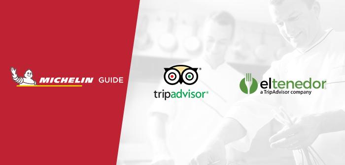 La Guía Michelin, TripAdvisor y ElTenedor lanzan una alianza estratégica a nivel internacional