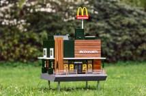 El restaurante de McDonald's más pequeño del mundo está lleno de abejas