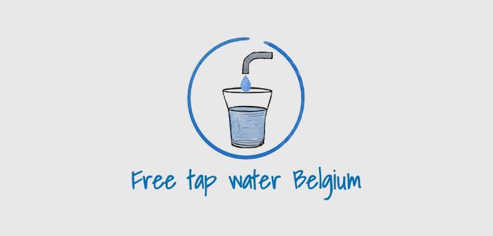Una nueva app móvil favorece a los restaurantes belgas que evitan el agua embotellada