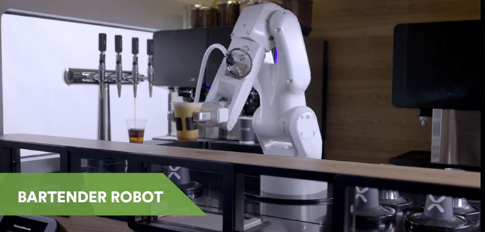Foodservice Robotics Pioneers: the world's leading robotics forum for hospitality