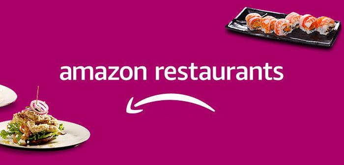 Amazon Restaurants, la asignatura pendiente del gigante del comercio electrónico