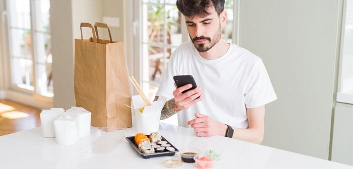 plus que 70% Les clients avec les incidents de service blâme transport de livraison de nourriture que le restaurant à la fois