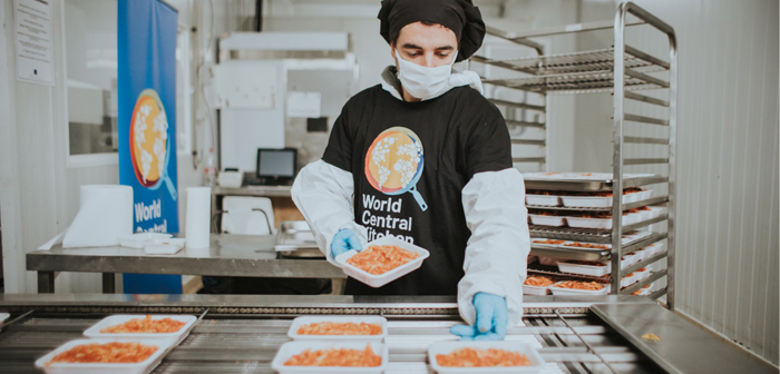 ElTenedor impulsará la recaudación de fondos para la ONG World Central Kitchen